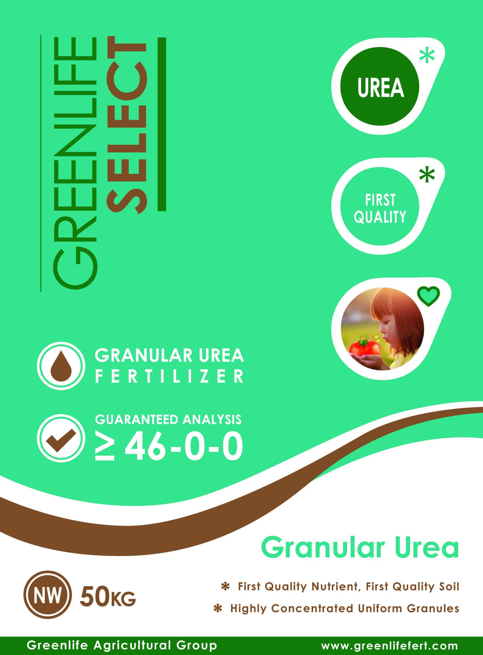 GreenLife Urea 46-0-0 Select (Granular)